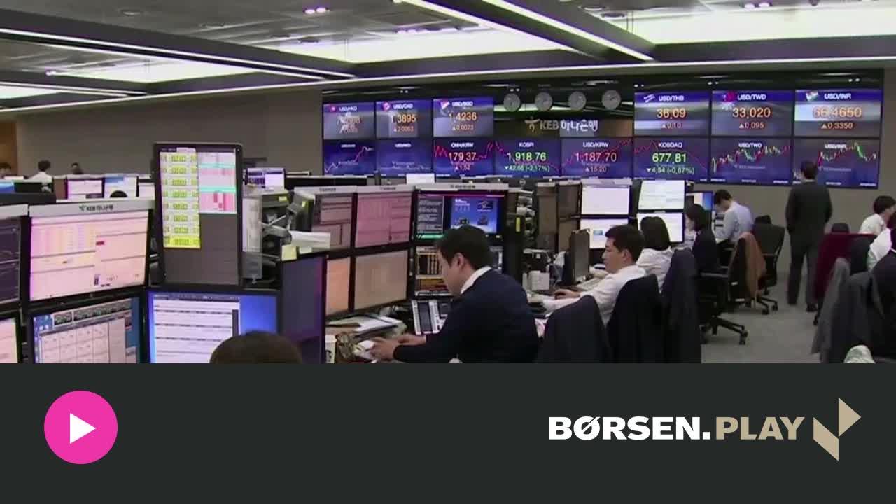 Nordea: Kina b�r bekymre danske investorer