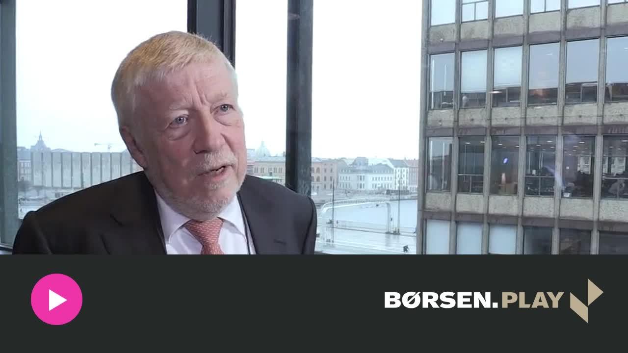 Nordea-boss: De forøgede omkostninger er en enlig svale