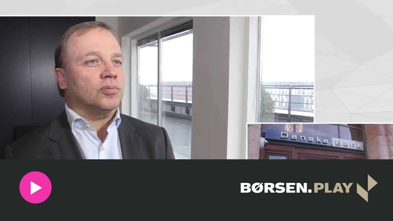Milliardudlodninger stjæler fokus i Danske Banks regnskab