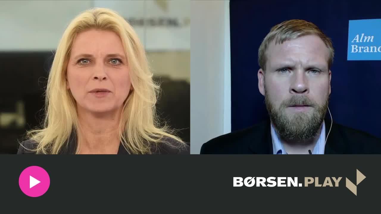 Alm. Brand tror mest på gevinst i Danske Bank