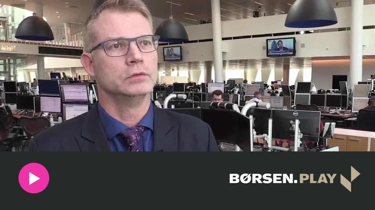 Saxo Bank: Markedet er modent til en ny nedtur