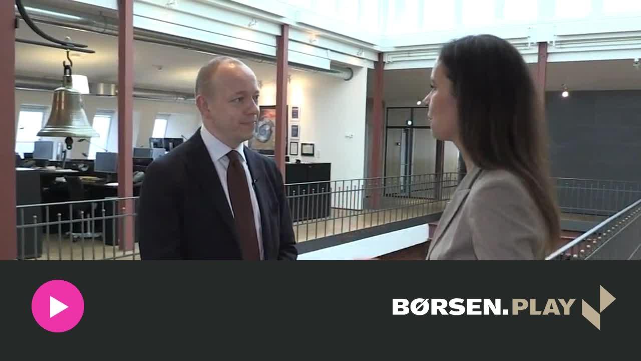 DS Norden-boss: Kina har bremset væksten fuldstændigt