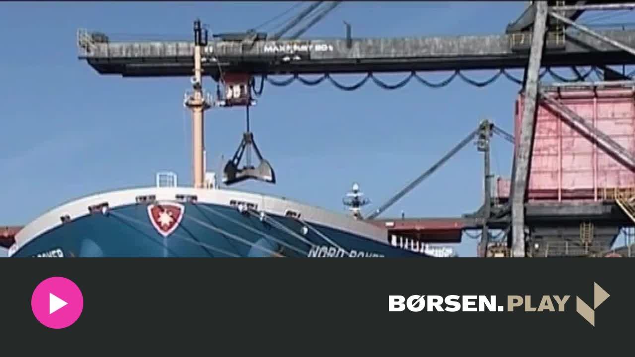 Jyske Bank: Rederi-aktie er billig