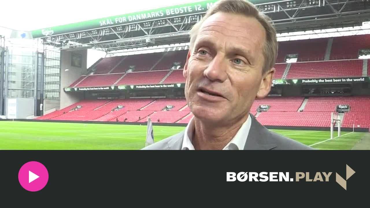 Parken efter lussing: Venter overskud og Europa League i 2016