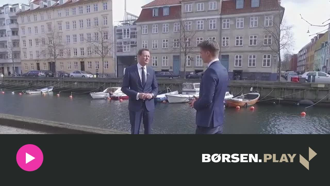 Drusebjerg: Stop krisesnakken - aktierne vil fortsætte op