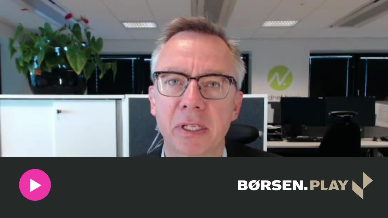 Per Hansen: Hvis jeg skulle købe én aktie i dag skulle det være...
