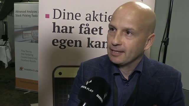 Fik du set: S�dan vil Fingerprints nye CEO forts�tte aktieoptur
