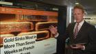 Verden rundt: Guld i stort fald efter fransk valg