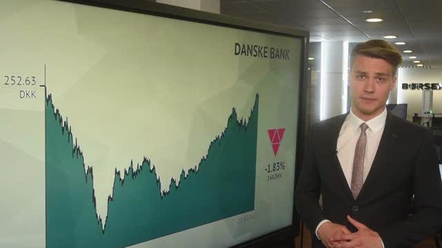 Det gik du glip af: Danske Bank-aktien tæt på niveau fra 2007 - kan den fortsætte?