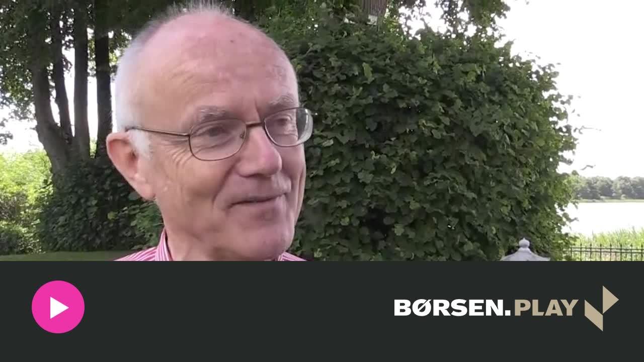 Lars Kolind efter fordobling af kursraket: Conferize kan blive et nyt Skype