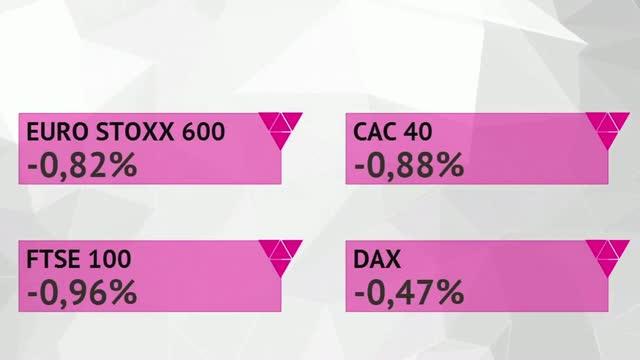 Nordea: Derfor falder aktierne i hele Europa fredag