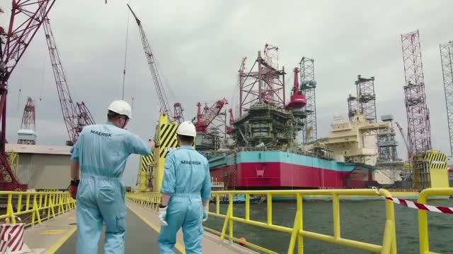 Medie: Mærsk i forhandlinger om salg af Drilling - få Per Hansens analyse