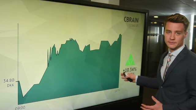 IT-aktie overstrålede alt og alle i positiv dansk handel