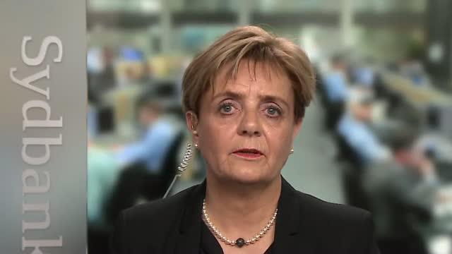 Sydbank-boss: Vi rammes hårdt af lave renter