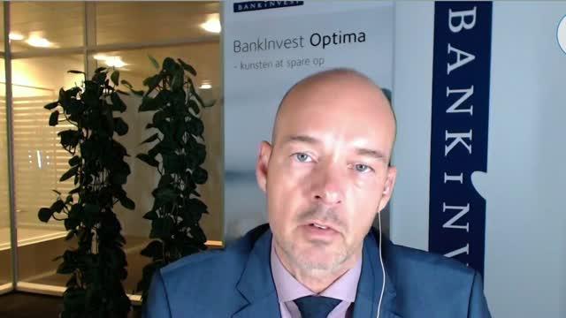 Dansk aktiefald i vente -  psykologi styrer markedet lige nu, siger chefstrateg