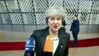 Bruxelles: May får den kolde skulder af EU - hårdt brexit tættere på