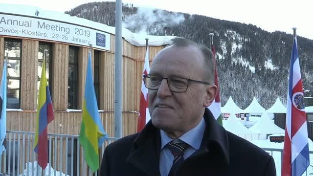 Carlsberg-formand i Davos: Vi står stærkt inden svært 2019