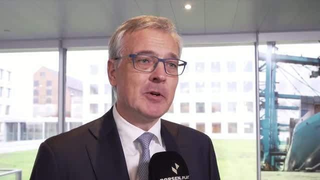 Mærsk-direktør: Der er store usikkerheder men vores guidance er realistisk