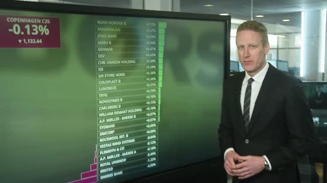 Novo Nordisk topper C25 - Ørsted presses af Goldman-anbefaling