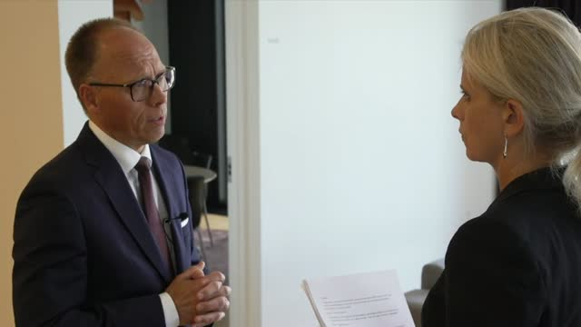 Nordeas danske chef: Vi er på vej i en boble - kunder skal ikke betale for lave renter