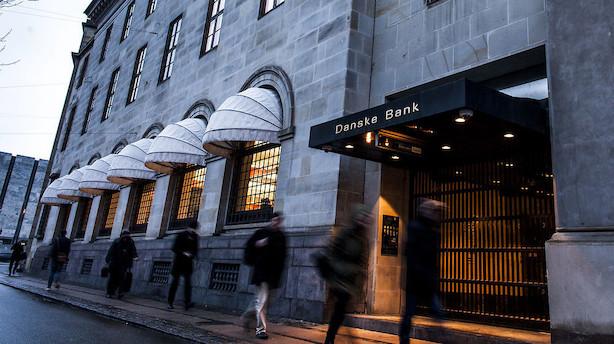 Danske Bank med nyt rekordår: Tjente 19,9 mia kr i 2016
