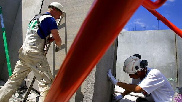 Ny nordisk byggegigant omsætter for 25 mia kroner