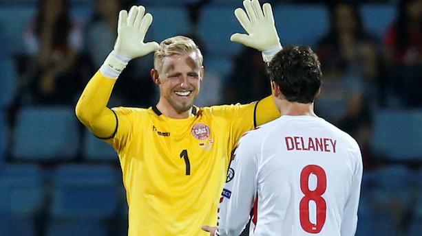 Danmark tager solidt hop frem på Fifa-rangliste