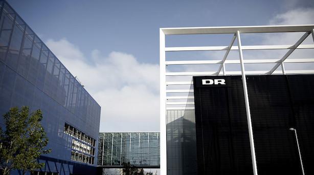 DR må låne: Danskerne skylder 1,4 milliarder i licens