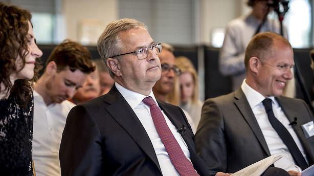 Søren Skou efter skuffende kvartal: Nu hæver vi priserne og tager skibe ud af markedet - der skal ske noget snart