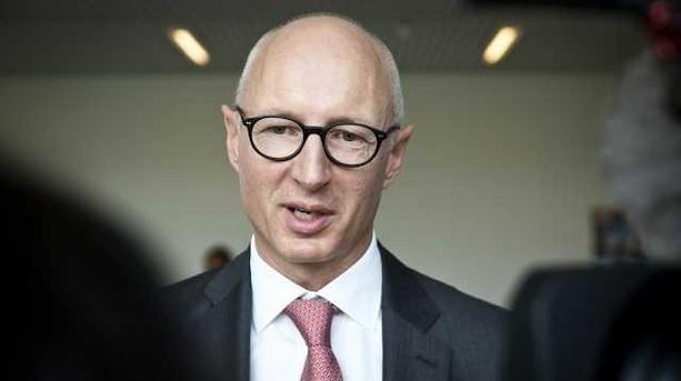 Novo Nordisks topchef: Jesper Brandgaard vil ikke have et nyt job