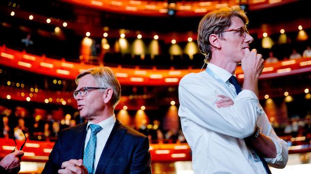 Investorer bakker op om Karsten Dybvad som ny Danske Bank-formand