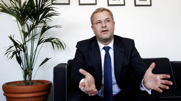 Nokia vil have Søren Skou i bestyrelsen
