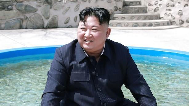 Kim Jong-un aftaler visit i Rusland for at møde Putin