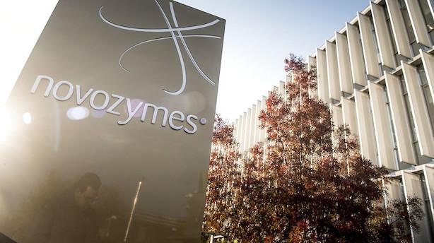 Novozymes skuffer på alle nøgletal og skruer ned for vækstforventninger