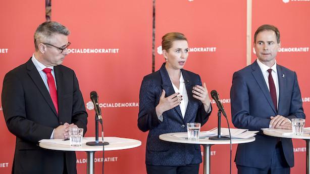"""Nyt princip ville hive 2 mia kr ud af Socialdemokratiets 2025-plan: """"Vi spiser vores egen medicin fremadrettet"""""""