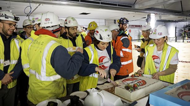 Metro får guld for sikkert miljø