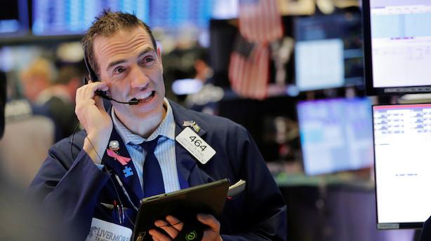 Aktieåbning i USA: Forsigtige stigninger fra handelsstart