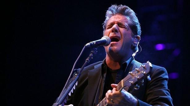 The Eagles-guitarist og stifter Glenn Frey er d�d