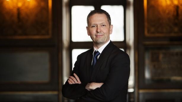 Dansk Erhverv om regeringes advarsel til bankerne: Blød opstramning