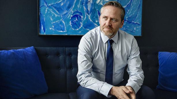 Anders Samuelsen presses på topskatten af lokalformænd