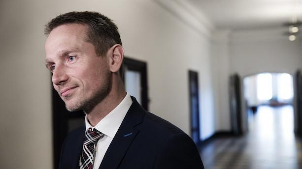 Kristian Jensen: Erhvervsskoler kan godt spare to procent