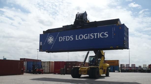 DFDS køber hollandske Alphatrans