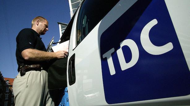 Telia overvejer stadig køb af TDC efter stor fusion i Sverige