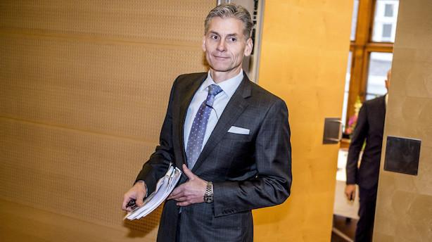 Estisk finanstilsyn anklager Danske Bank for slet spil