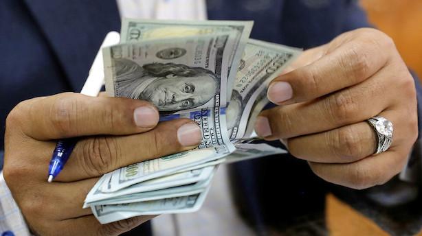 Valuta: Amerikanske inflationstal i fokus