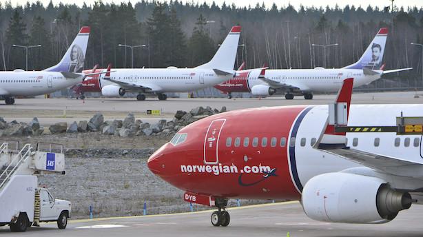 Børsen i Oslo vil undersøge Norwegian-handel
