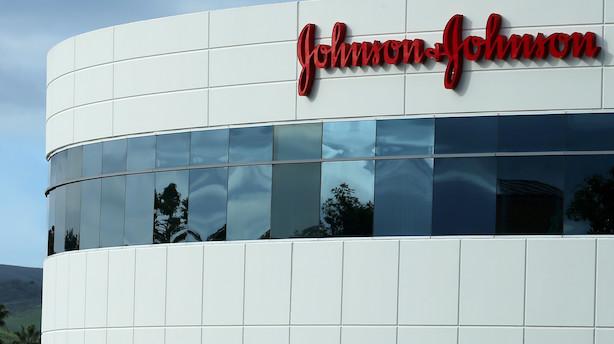 Johnson & Johnson idømt kræft-erstatning på 4,7 mia dollar