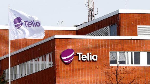 Telia køber Bonnier Broadcasting for 6,6 mia.