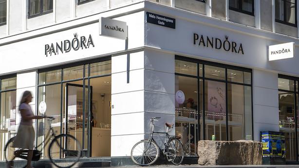 Pandoradrama hjalp marked - renter presset af USA-tal
