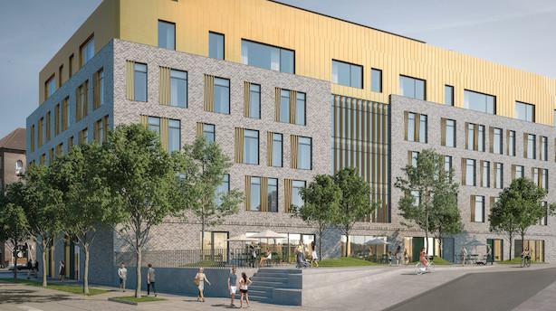 IT-virksomhed rykker til Carlsberg Byen med nyt domicil der rummer over 1100 kontorpladser